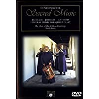 Musique Sacrée D'Henry Purcell - Te Deum, Jubilate, Anthems, Funeral, Music For Queen Mary [Francia] [DVD]