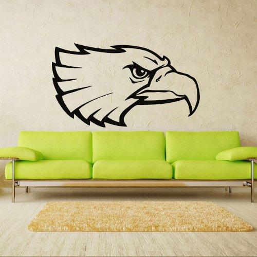Wall Decal Art Decor Decals Sticker Eagle Bird Kite Hawk ...