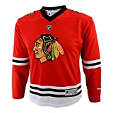 NHL Chicago Blackhawks Boys Team Replica Player Jersey, Large/X-Large, Red