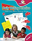 Daily Writing Practice - Grade 1: Make your child a Thinking Writer