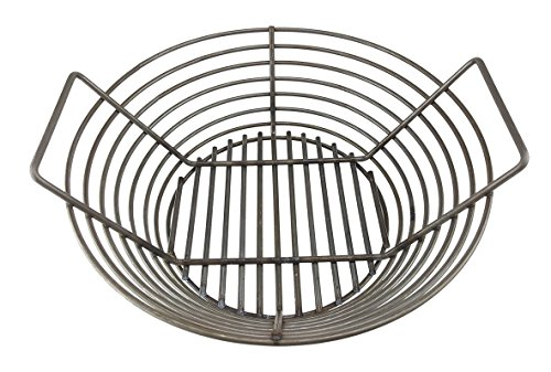 The Original Kick Ash Basket for the Large Big Green Egg