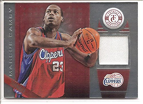 Marcus Camby Los Angeles Clippers Memorabilia 2148ef1fa