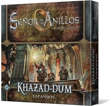 Khazad-dûm - El Señor de los Anillos LCG (Español): Amazon.es: Juguetes y juegos