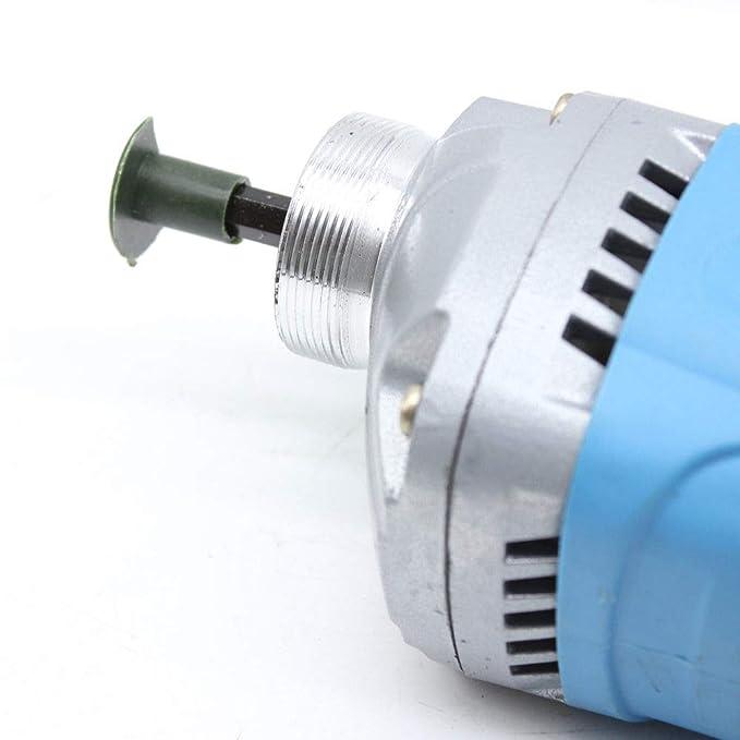 800W Moracle Vibrador Concreto El/éctrico Portable de la Coctelera de 800W 35MM 1,5 m Vibra el Concreto de la Botella con el Tubo de 1,5 m