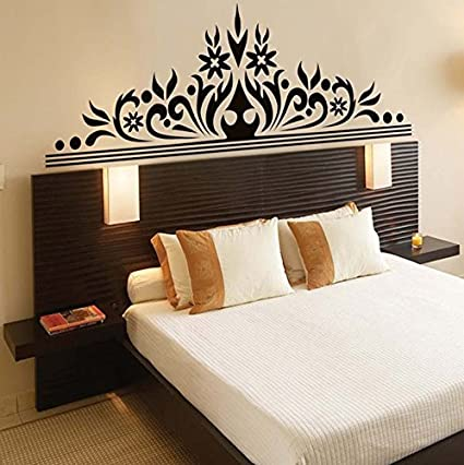 Crayowns Latest Stylish Bed Crown Pvc Vinyl Wall Sticker For Bedrooms Kids Room Living Rooms Kids Room Living Rooms Kids Room Living