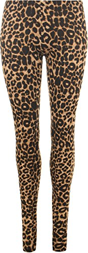 Leopard Print Leggings - 7