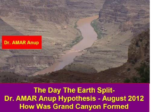 The Day The Earth Split - Part 3- How Grand Canyon Was Really Formed? (The Day The Earth Split - What Really Happened 4.5 Billion Years Ago)