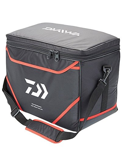 Daiwa Cool bag Carryall black/red 48x28x36cm by Daiwa