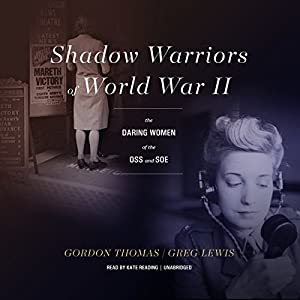 Shadow Warriors of World War II Audiobook