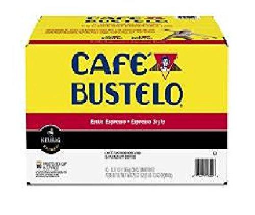 Café Bustelo Espresso Style K-Cup (80 ct.)
