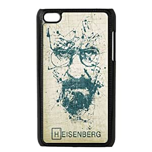 TV show Breaking Bad phone Hard Plastic Case Cover FOR IPod Touch 4 FANS241281