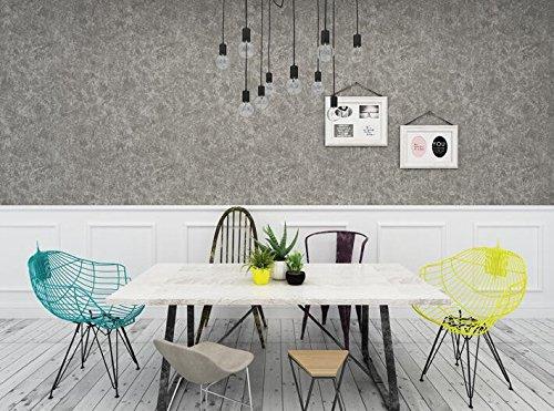 Kuamai Simplificado Moderno Color Puro Y Engrosamiento De La Tela Sin Tejer Dormitorio Y Salón Papel Tapiz