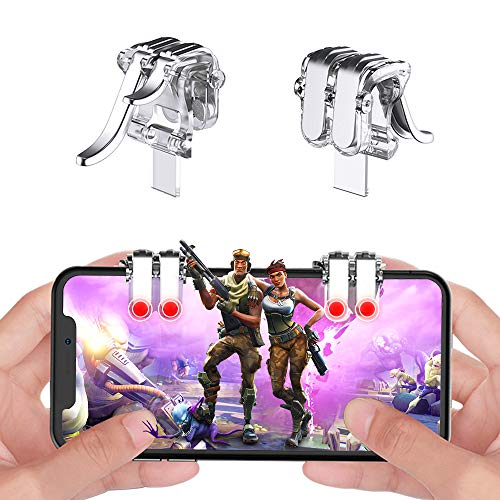 (Mobile Controller Mobile Game Claw Phone Aim Controller Triggers)