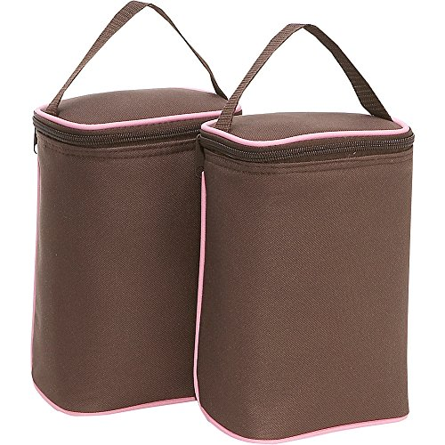 jl-childress-tall-twocool-2-bottle-insulated-tote-set-of-2-cocoa-pink
