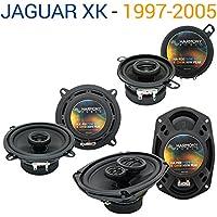 Jaguar XK 1997-2005 Factory Speaker Replacement Harmony R5 R35 R69 Package