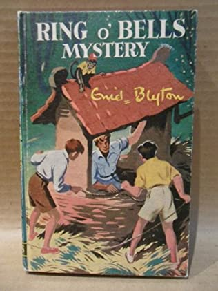 book cover of The Ring O\'Bells Mystery
