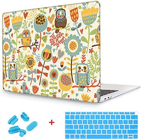Lovely Animal Rubberized Keyboard Macbook