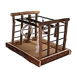 Trixie 5661 Natural Living Playground 35 29 25 cm