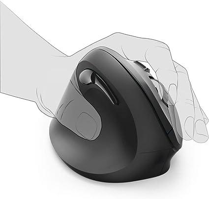 15-bs559sa Compatible with HP 15-bs558sa DURAGADGET Wired Vertical Left Handed USB Mouse 15-bs561sa Stream 14 ax000na /& Stream 14 ax002na 15-bs560sa