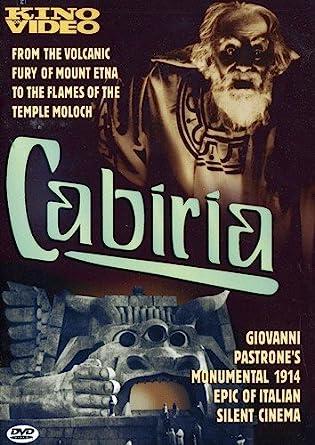 Resultado de imagen para Cabiria (1914)