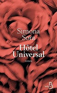 Hôtel universal, Sora, Simona