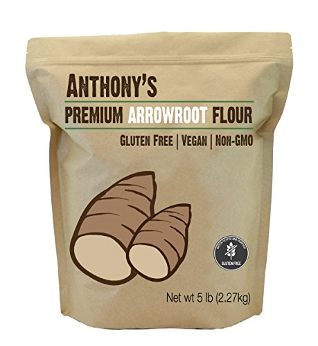 Which is the best arrowroot flour non gmo?