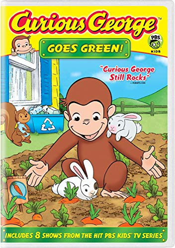 Curious George Goes Green]()