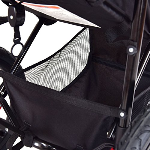 Costzon Baby Jogger Stroller Lightweight w/ Cup Phone Holder by Costzon (Image #8)'