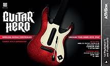 PS3 Guitar Hero 5 Stand-Alone Guitar