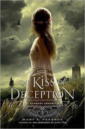 Resultado de imagem para the kiss of deception amazon