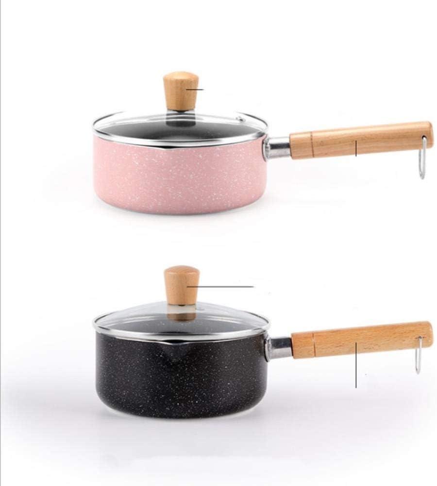 16CM pentola porridge di latte pot pot noodle forniture cucina domestica multifunzionale pentola, A li (Color : A) A