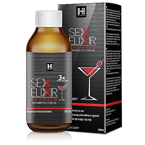 SEX ELIXIR PREMIUM - Spanish Fly 100 ml liebestropfen Spanische Fliege