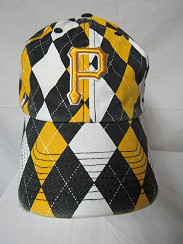 47 Twins Pittsburgh Pirates Adjustable OSFA Embroidered Plai