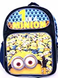 Despicable Me 2 Movie 1 In A Million Large Backpack Tote Bag New 16""