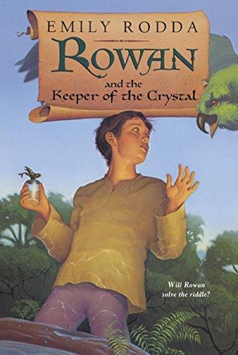 Rowan and the Keeper of the Crystal (Rowan of Rin) PDF