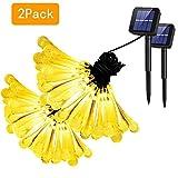 Solar String Lights - Dolucky 2 Pack Solar - Best Reviews Guide