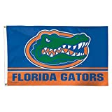 WinCraft NCAA University of Florida 02069115 Deluxe Flag, 3' x 5'