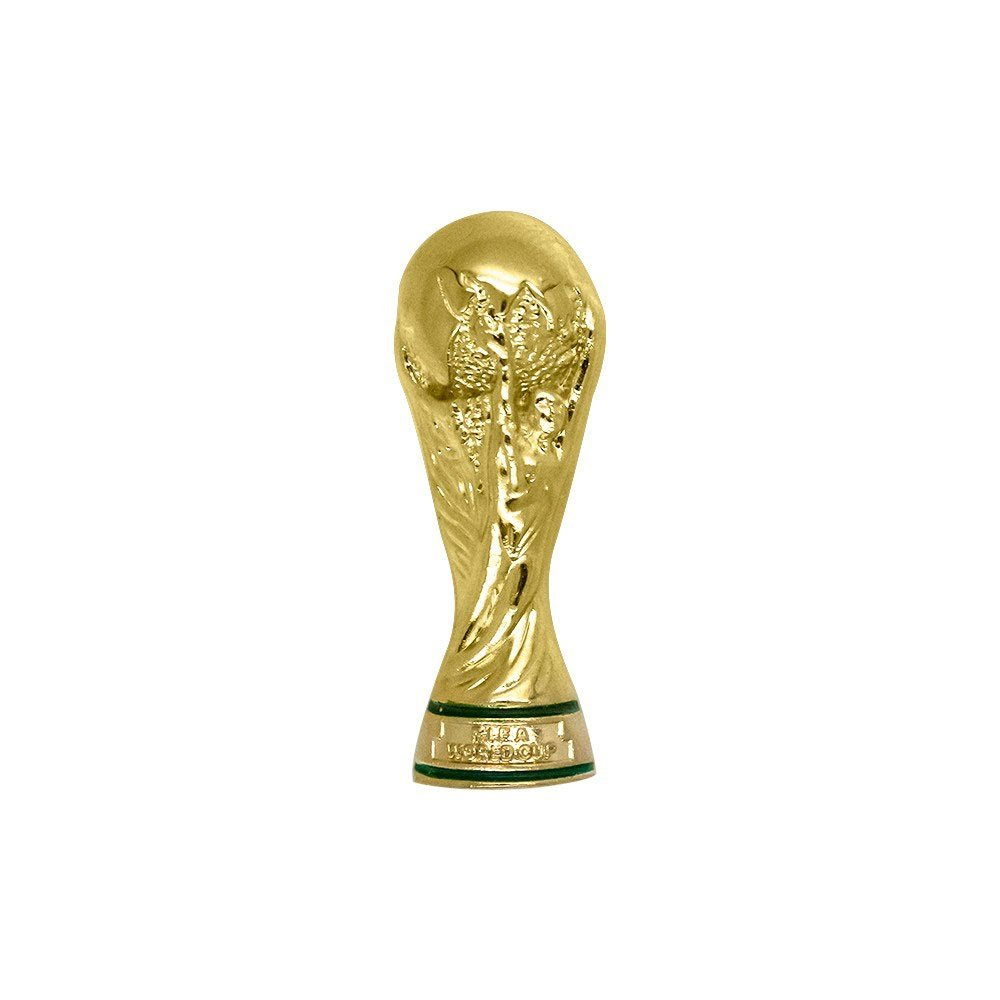 2018 World Cup Pin Badge 2D 30mm - One Size