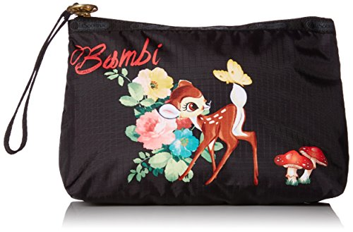 lesportsac-bambi-x-essential-wristlet-magic-meadow