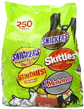 Mars Chocolate and Sugar Variety Mix Stand-Up Pouch, 103.06 Ounce