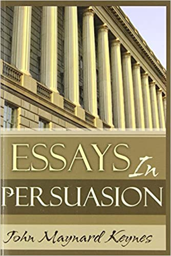 image for Essays In Persuasion