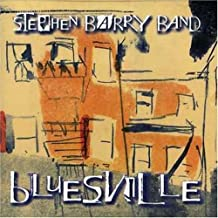Bluesville by Stephen Barry band