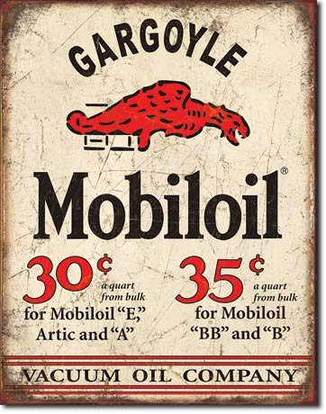 mobil sign - 3