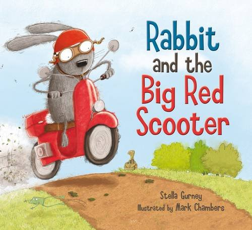 Rabbit and the Big Red Scooter PDF