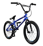 Mongoose Title Pro BMX Race Bike for Beginner to Intermediate Riders, Featuring Lightweight Tectonic T1 Aluminum Frame and Internal...