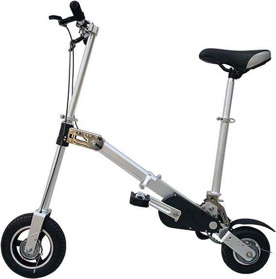 WuZhong F Bicicleta Plegable Tipo F Viaje Ocio Gimnasio Camping Viaje Ultra-Pequeño Ultra-Ligero Portátil Aleación de Aluminio Tren de Alta Velocidad Metro: Amazon.es: Productos para mascotas