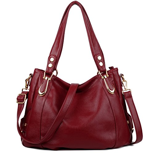 UTO Women Handbag Leather Shoulder