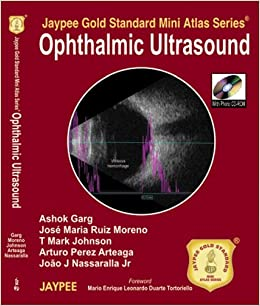 Book Jaypee Gold Standard Mini Atlas Series Ophthalmic Ultrasound with CD-ROM