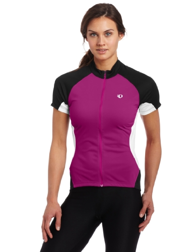 Pearl Izumi Women's Symphony Jersey, Orchid, - Cycling International Jerseys