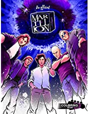 The Official Marillion Coloring Book: The H Years